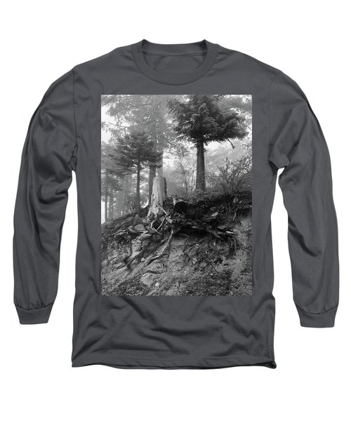 Still Standing Long Sleeve T-Shirt