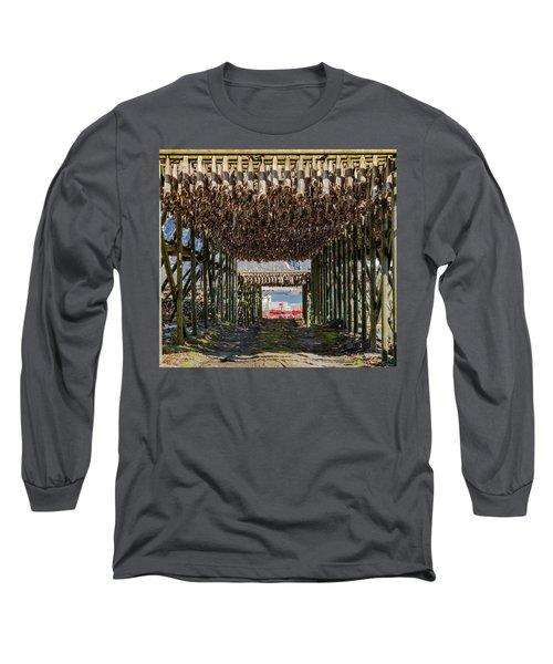 Stockfish Long Sleeve T-Shirt