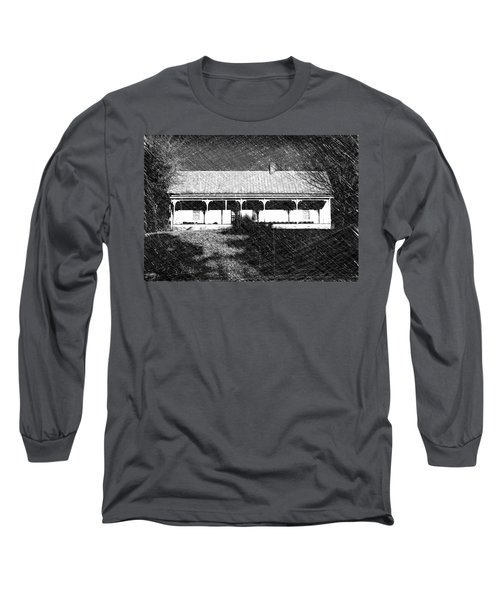 Stonecypher House Long Sleeve T-Shirt