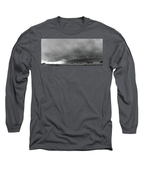 Storm Chasin In Nader Alley 009 Long Sleeve T-Shirt