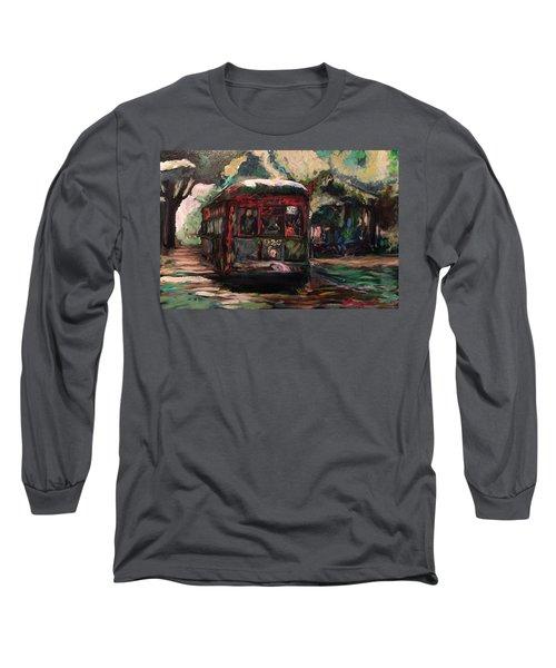 Streetcar  Long Sleeve T-Shirt
