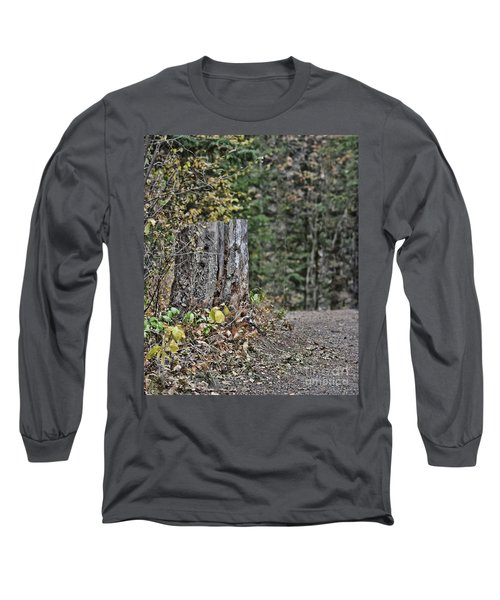 Stumped Long Sleeve T-Shirt
