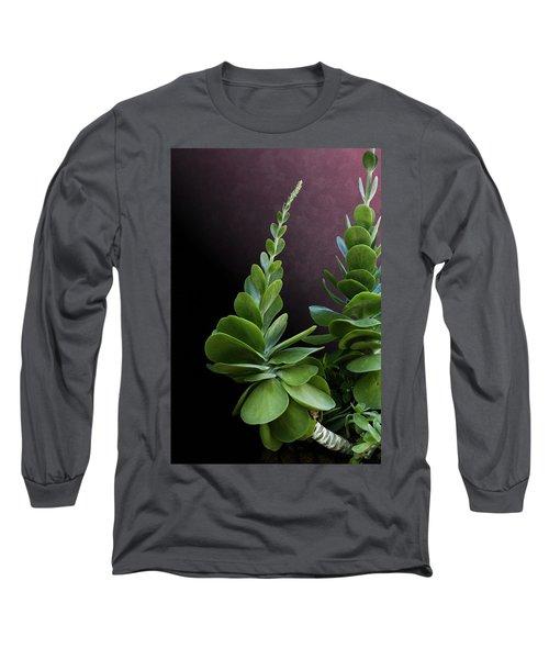 Succulent Spear Long Sleeve T-Shirt