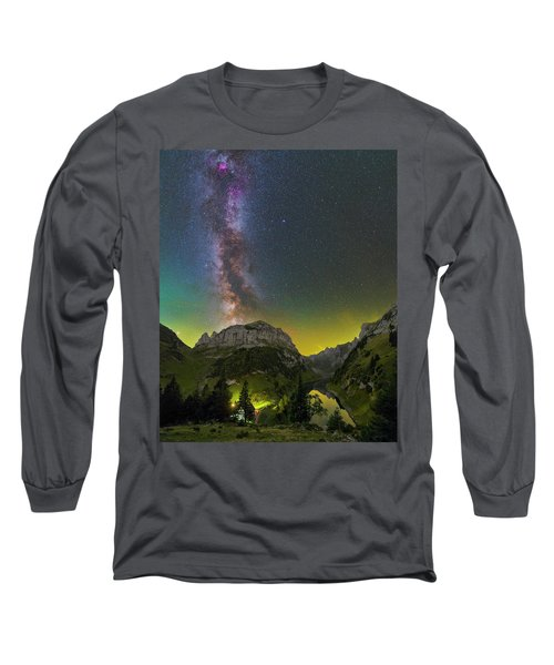 Summer's End Long Sleeve T-Shirt