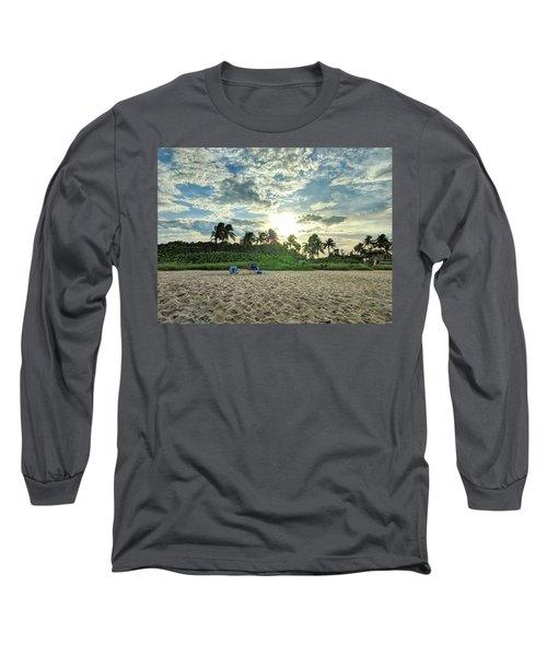 Sun And Sand Long Sleeve T-Shirt