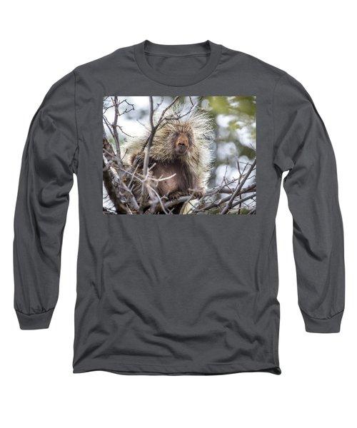 Sunday Mornings  Long Sleeve T-Shirt