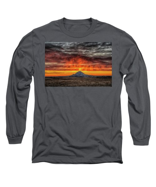 Sunday Sunrise Nov. 11, 2018 Long Sleeve T-Shirt