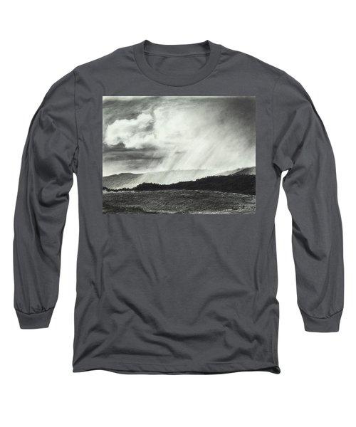 Sunny Rainfall Long Sleeve T-Shirt