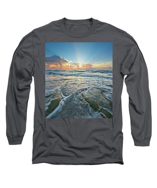Sunrise Sunbeams Long Sleeve T-Shirt
