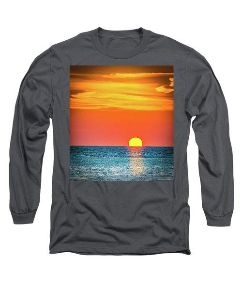 Sunset Captiva  Long Sleeve T-Shirt