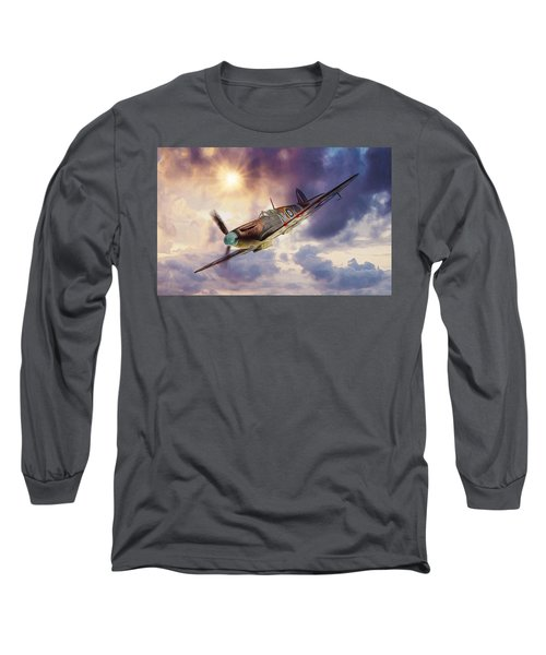 Supermarine Spitfire Long Sleeve T-Shirt