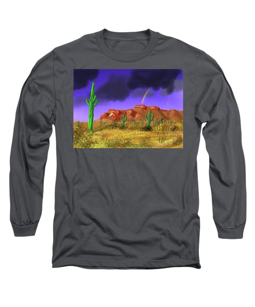 Superstition Splendor Long Sleeve T-Shirt