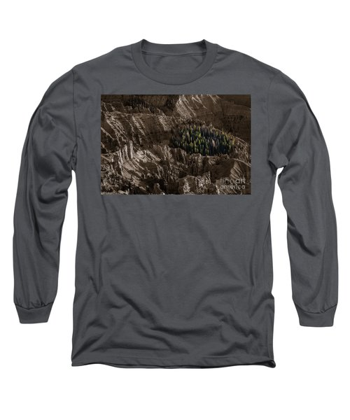 Surrounded Long Sleeve T-Shirt