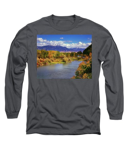 Swan Valley Autumn Long Sleeve T-Shirt