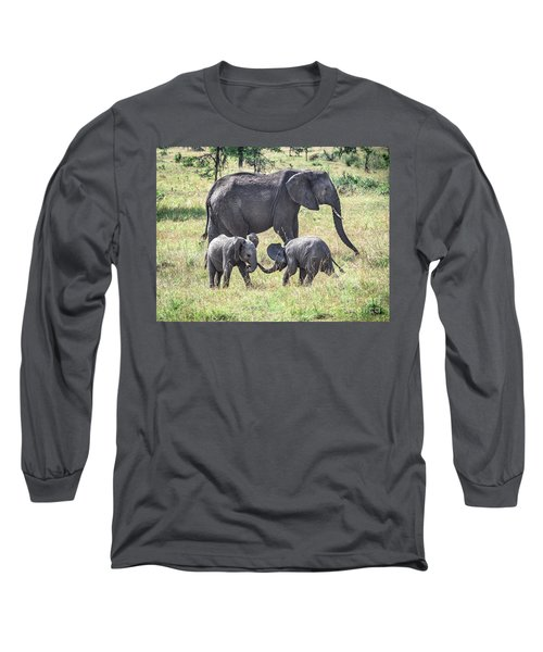 Sweet Babies Long Sleeve T-Shirt
