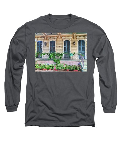 Sweet Cream And Ivy Long Sleeve T-Shirt