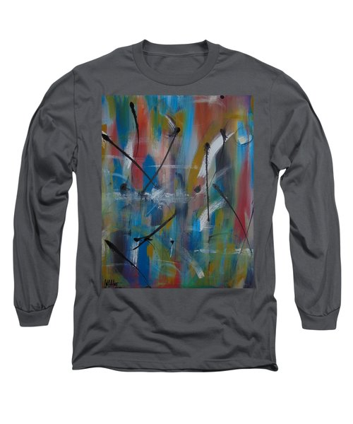 Swimming Thoughts Long Sleeve T-Shirt