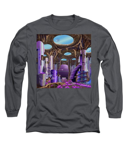 Tandalo, Sferogyl's Capital Long Sleeve T-Shirt