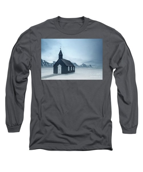 Temple Of The Winds Long Sleeve T-Shirt
