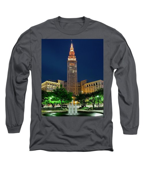 Terminal Tower 2014 Long Sleeve T-Shirt