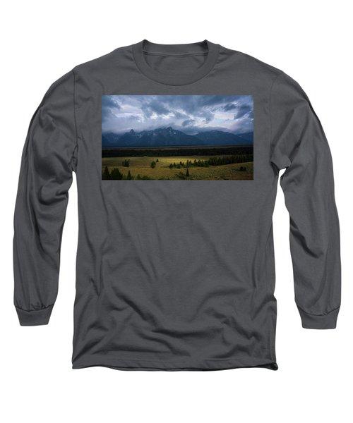 Teton Park Long Sleeve T-Shirt