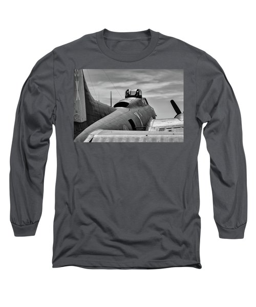 Texas Raiders On The Ramp Long Sleeve T-Shirt