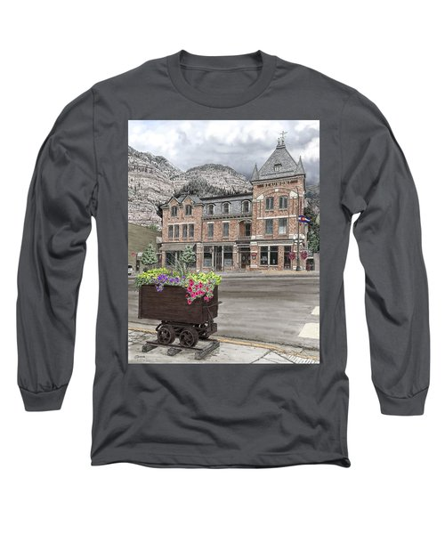 The Beaumont Hotel Long Sleeve T-Shirt