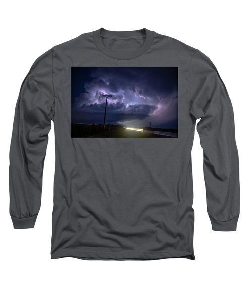 The Best Supercell Of The Summer 043 Long Sleeve T-Shirt