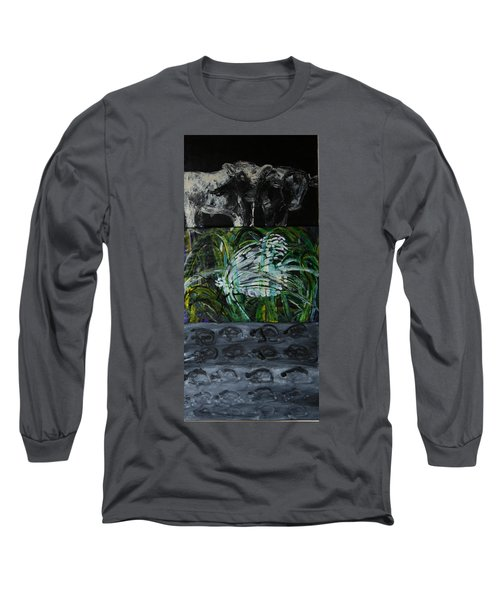 The Big Squeeze Long Sleeve T-Shirt