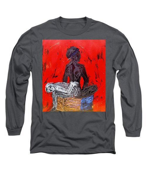 The Blood Hot Fantasy Long Sleeve T-Shirt