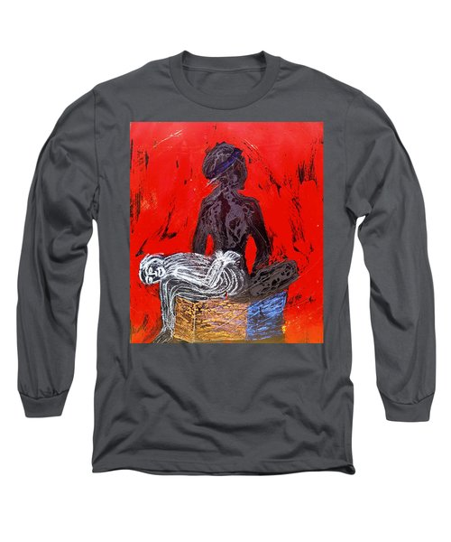 The Blood Hot Fantasy Long Sleeve T-Shirt