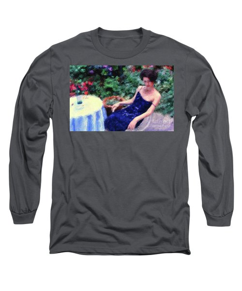 The Blue Dress Long Sleeve T-Shirt