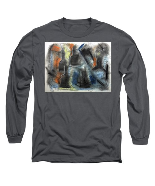 The Bottle Attacks Long Sleeve T-Shirt