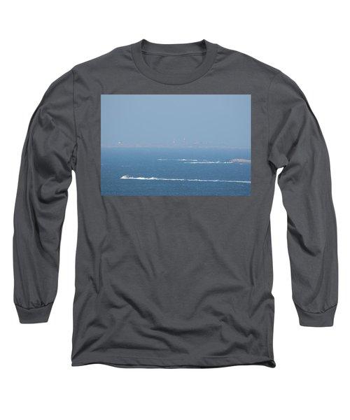 The Coast Guard's Rib Long Sleeve T-Shirt