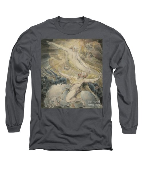 The Conversion Of Saul Long Sleeve T-Shirt