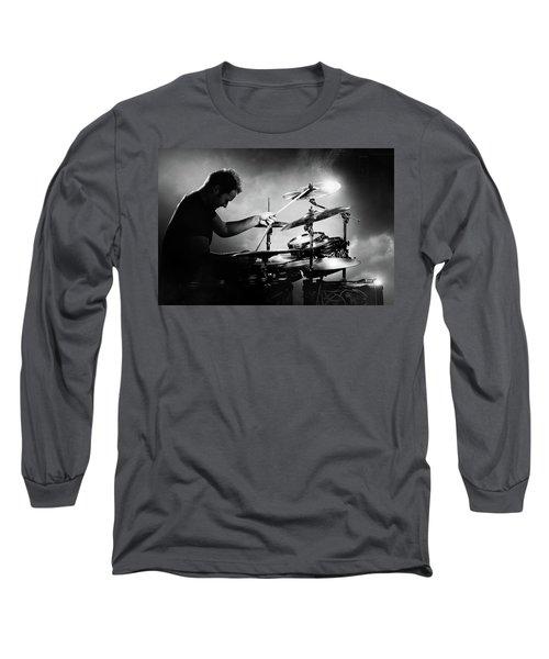 The Drummer Long Sleeve T-Shirt
