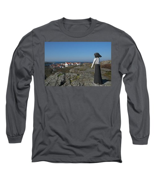 The Fisherman's Wife Long Sleeve T-Shirt
