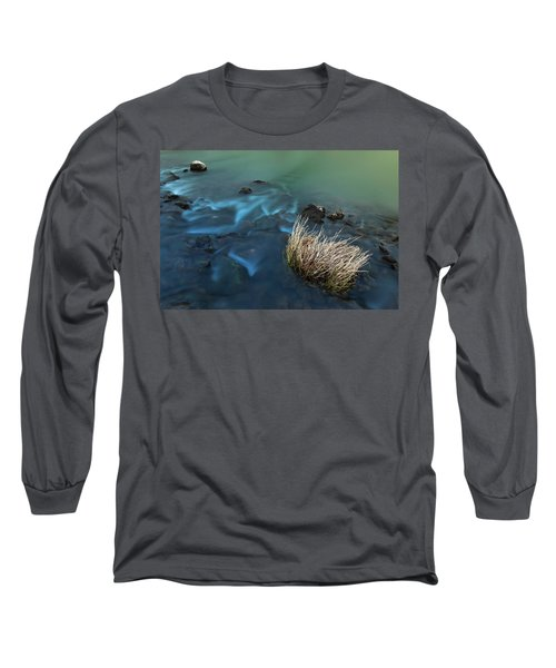 The Flow Of Time Long Sleeve T-Shirt