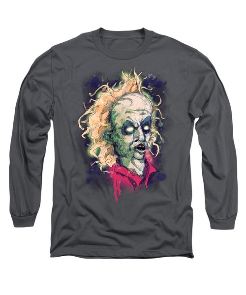 The Ghost With The Most Long Sleeve T-Shirt