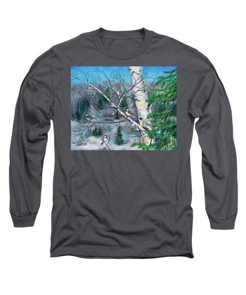 The Hangout Long Sleeve T-Shirt