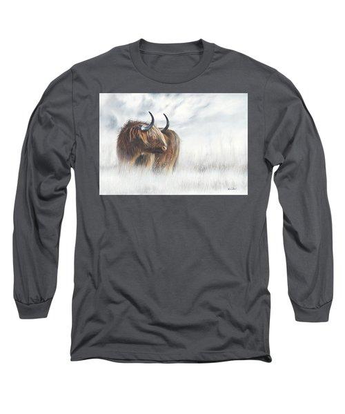 The Highlander Long Sleeve T-Shirt