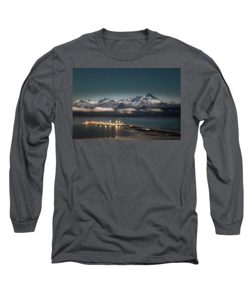 The Homer Spit Long Sleeve T-Shirt