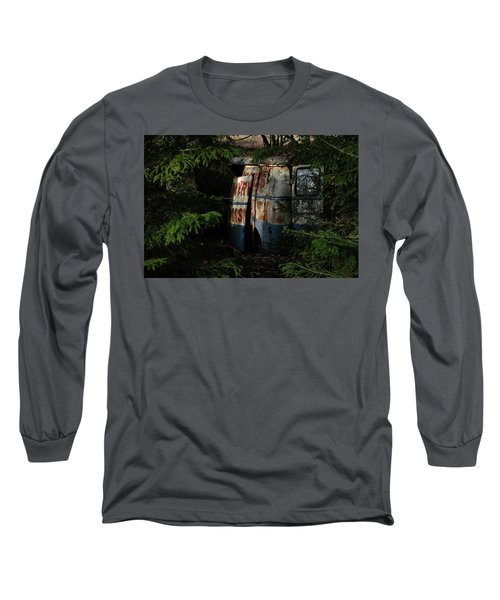 The Junk Yard Long Sleeve T-Shirt