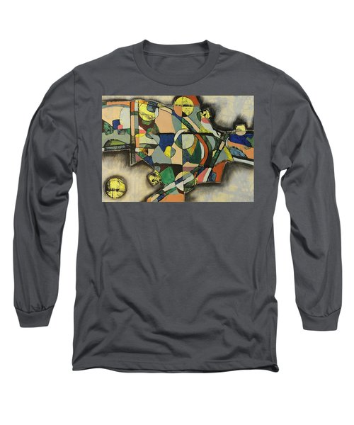The Life Of Turf Long Sleeve T-Shirt