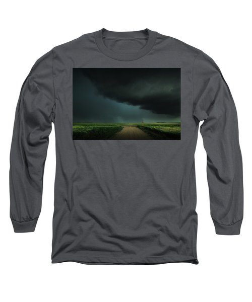 The Lonely Road Long Sleeve T-Shirt