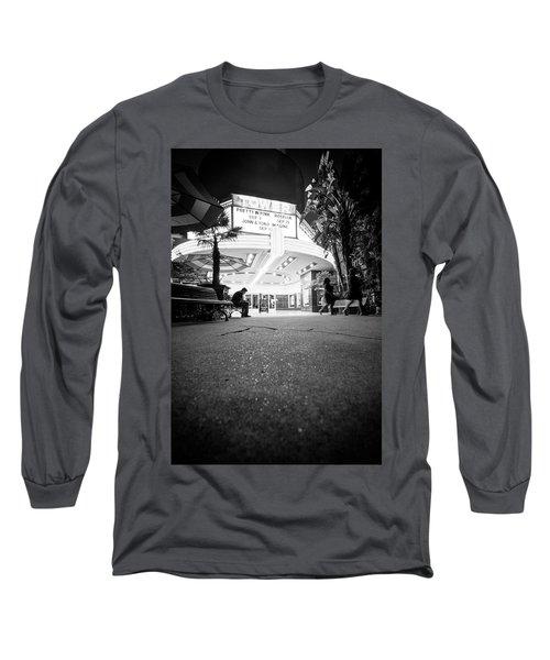 The Loner- Long Sleeve T-Shirt