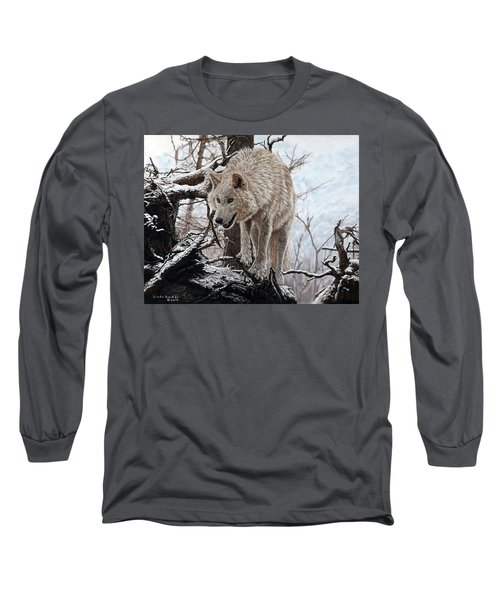The Lookout Long Sleeve T-Shirt