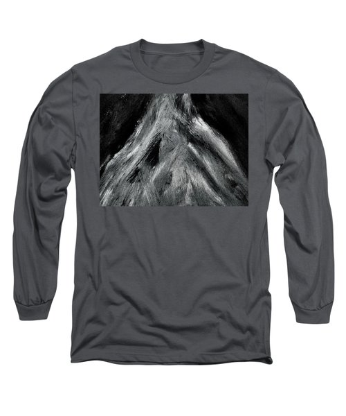 The Mountain Of The Swasi People Long Sleeve T-Shirt