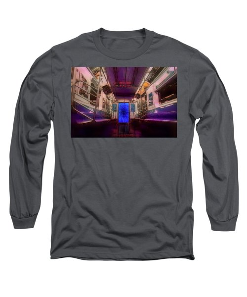 The Next Stop Is... Long Sleeve T-Shirt