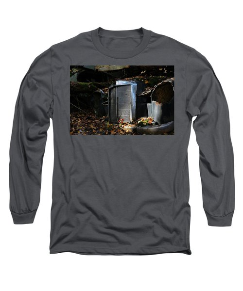 The Old Mercedes Long Sleeve T-Shirt